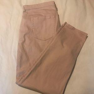 Gap Blush Skinny Jean